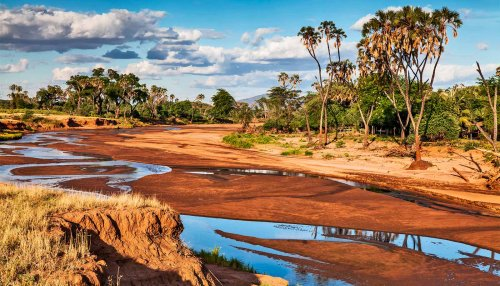 More than half of the world's rivers run dry now and then - Futurity