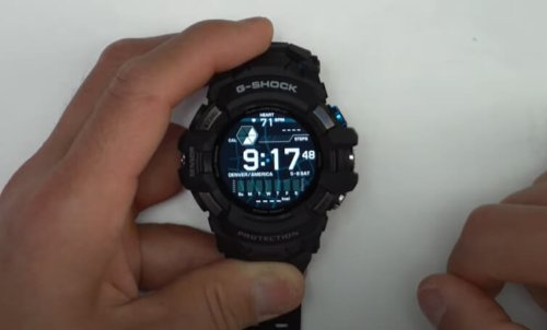 GSW-H1000: Hands-On First Look and Test Video by DesFit – G-Central G-Shock Watch Fan Blog