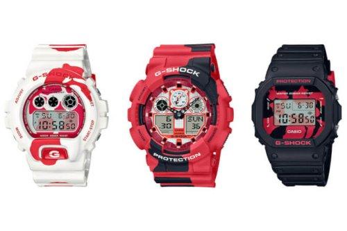G-Shock Nishikigoi Koi Series is based on Japanese koi fish – G-Central G-Shock Watch Fan Blog