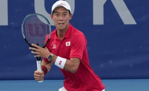 Tennis player Kei Nishikori wears G-Shock at Tokyo Olympics – G-Central G-Shock Watch Fan Blog
