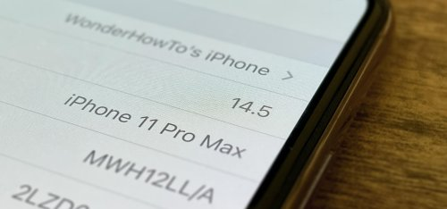 Can't Wait for iOS 14.5? You Can Install It on Your iPhone Right Now Before It's Officially Out