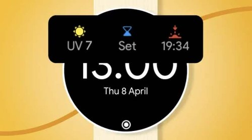 Wear OS smartwatches get UV index info so you don't get sunburn