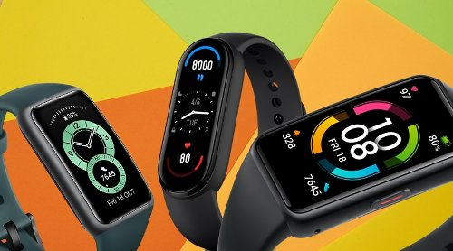 Xiaomi Mi Smart Band 6 vs Huawei Band 6 vs Honor Band 6: feature comparison