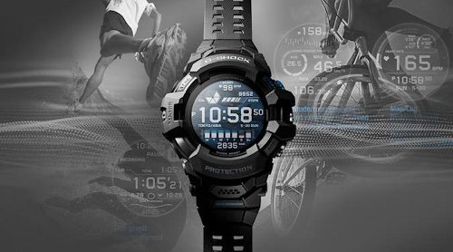 The $700 G-Squad GSW-H1000 is Casio's first G-Shock WearOS watch