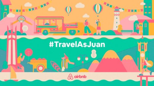 Airbnb encourages Pinoys to #TravelAsJuan, as travel searches surge for beachside and nature destinations near Metro Manila
