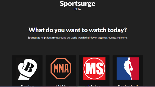 SportsUrge Unlimited Streaming: What you need to know