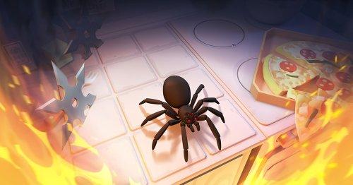 Kill It With Fire - An Arachnophobic Dream Response