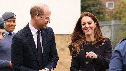 William, kannst du mal kurz halten?