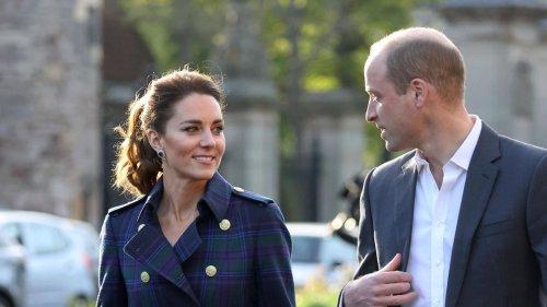 Royale Raumaufteilung: So ungewöhnlich schlafen Kate + William im Kensington Palast