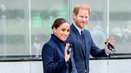 Herzogin Meghan + Prinz Harry: Werden sie jetzt als Testimonials Werbung machen?
