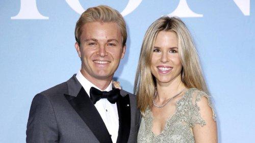 Nico Rosberg: Auf diesem Pärchenbild sieht er aus wie ein Hollywoodstar