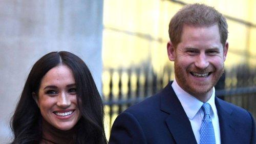 Herzogin Meghan + Prinz Harry: Auf diese Summe beläuft sich ihr Vermögen