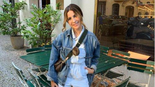 Chryssanthi Kavazi zeigt private Aufnahmen aus ihrem Urlaub