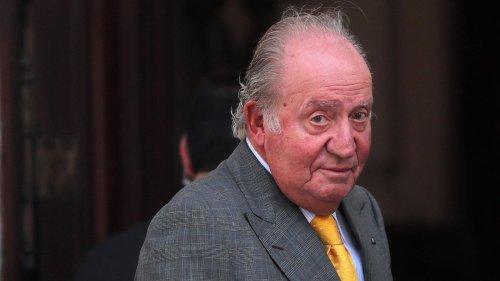 König Juan Carlos: Trotz Luxusleben in Abu Dhabi sehnt er sich nach Spanien