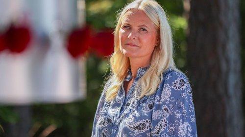 Royals: Prinzessin Mette-Marit: Der Familienhund ist an Krebs gestorben