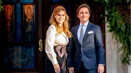 Prinzessin Beatrice: Wow-Auftritt bei der royalen Hochzeit in Athen