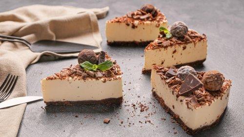 5-Zutaten-Rezept für Jamie Olivers leckeren Schoko-Käsekuchen – gelingt ohne Backen!