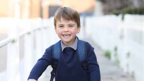 Prinz Louis: Darum ist ihm Archie einen Meilenstein voraus