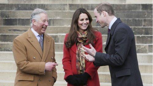 Kann Kate vielleicht William für die große Leidenschaft seines Vaters begeistern?