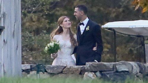 Jennifer Gates: Privataufnahmen zeigen: Ihre Hochzeitsfeier geht weiter