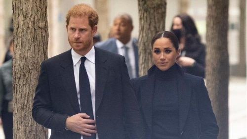 Prinz Harry + Herzogin Meghan: Zweiter Termin ihrer New-York-Reise enthüllt