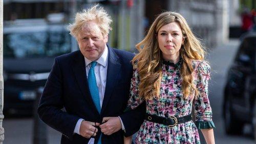 Boris Johnson + Carrie Johnson: Fiese Kommentare nach Baby-News schockieren