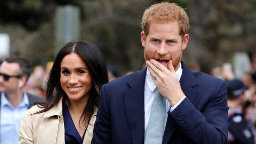 Herzogin Meghan + Prinz Harry: Ihre New-York-Reise beginnt
