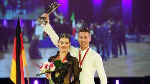 """Renata + Valentin Lusin: """"Let's Dance""""-Paar gibt Profikarriere auf"""