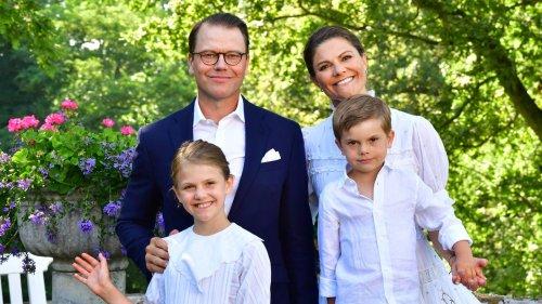 Prinzessin Victoria: Entspannte Sommerferien in den schwedischen Schären