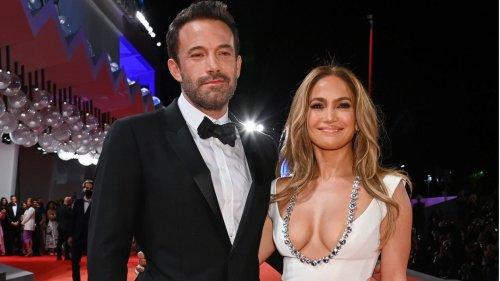 """""""Ich bin ehrfürchtig"""" – Ben Affleck schwärmt öffentlich von seiner Jennifer Lopez"""