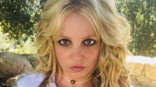 Britney Spears: Nach Oben-ohne-Post legt sie noch mal nach