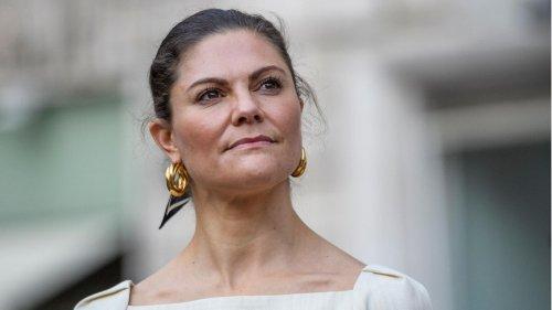 Prinzessin Victoria: Große Entscheidung steht an! Sie sorgt sich um Prinz Oscar