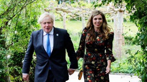 Boris Johnson: Ehefrau Carrie ist wieder schwanger