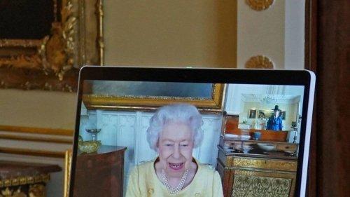 Königin sagt erneut Reise ab