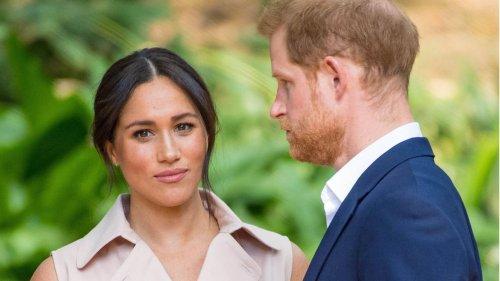 Endlich! Herzogin Meghan und Prinz Harry äußern sich zu den Taufplänen für Lilibet