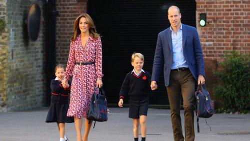 Prinz George: Ab aufs Elite-Internat? So könnte seine schulische Laufbahn weitergehen