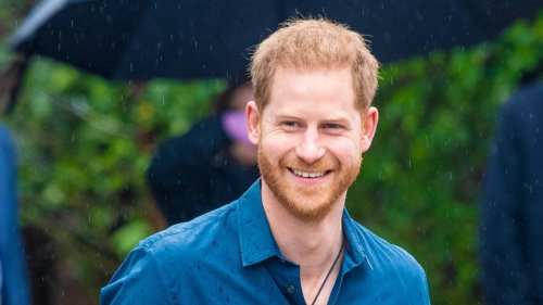 Prinz Harry: Teamwork mit einem Hollywood A-Lister