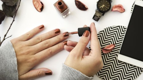 Nagellack-Trends: Diese Farben tragen wir im Herbst