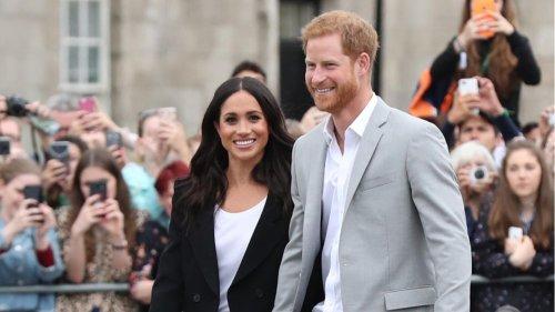 Herzogin Meghan + Prinz Harry: Erstes Event nach der Geburt von Baby Lili