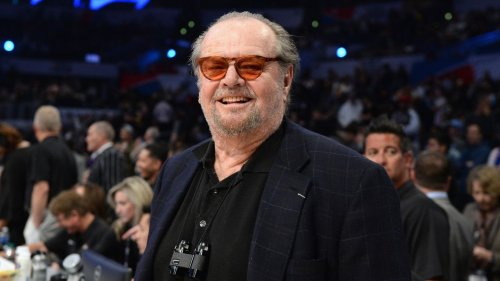 Jack Nicholson: Überraschung! Seltener öffentlicher Auftritt mit Sohn Ray
