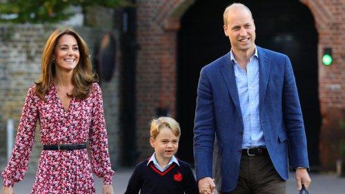 Internat für Prinz George soll warten