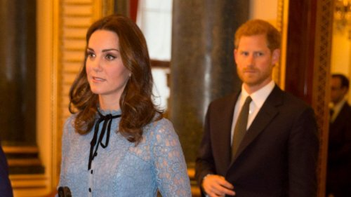 Herzogin Catherine: Sie übernimmt Prinz Harrys Aufgaben