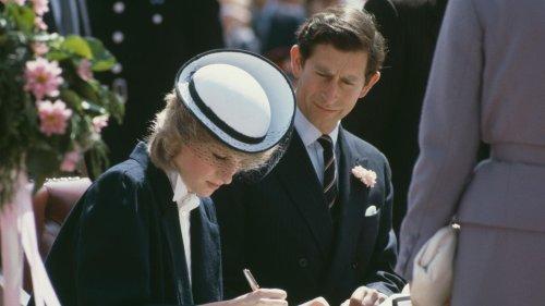 """""""Schmerzliche Erfahrung"""": In diesem Brief enthüllte Diana ihre wahren Gefühle über Charles"""