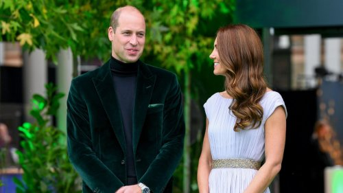 Herzogin Catherine: In diesem Moment platzte sie fast vor Stolz auf William