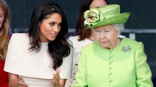Herzogin Meghan: Politiker fordert die Queen auf, ihr den Herzoginnen-Titel zu entziehen