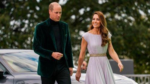 Prinz William und Herzogin Catherine: Stylisher Auftritt bei den EarthShot Awards