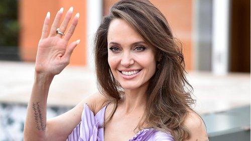 Angelina Jolie: Premiere! So privat hat sie ihre Kids noch nie gezeigt