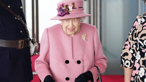 Queen Elizabeth: Das ist Mabel Anderson – die Frau, die ihr jetzt hilft