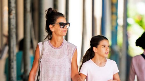 Mit ihrer Tochter bringt sie diesen Trend zurück