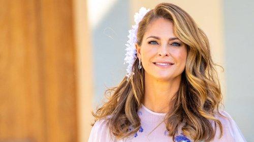 Prinzessin Madeleine: Nach wochenlanger Funkstille meldet sie sich zurück